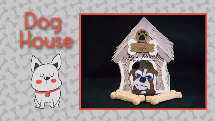 Dog House by Jana