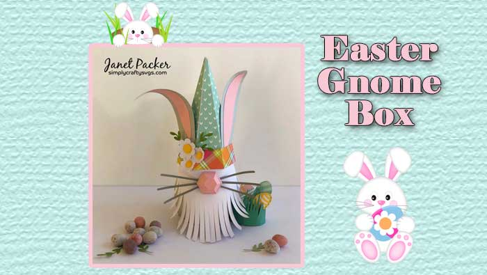 Easter Gnome Box by Janet