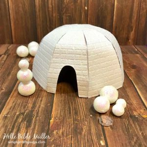Igloo Design by Helle
