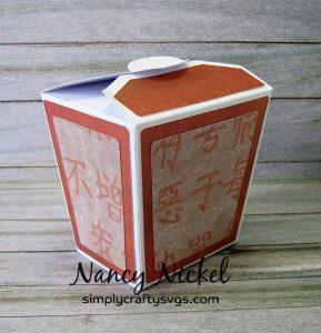 Takeout Box by Nancy