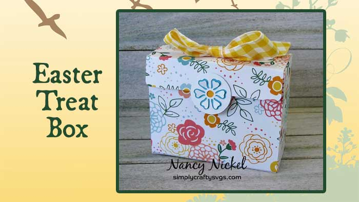Easter Treat Box by Nancy
