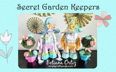 Secret Garden Keepers by Betiana