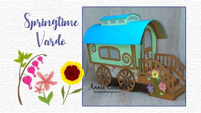 Springtime Vardo by Annie