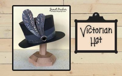 Victorian Hat by Janet