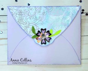 Mother's Day Envelope by Annie