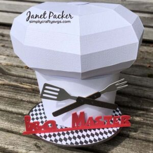 BBQ Master Gift Box by Janet