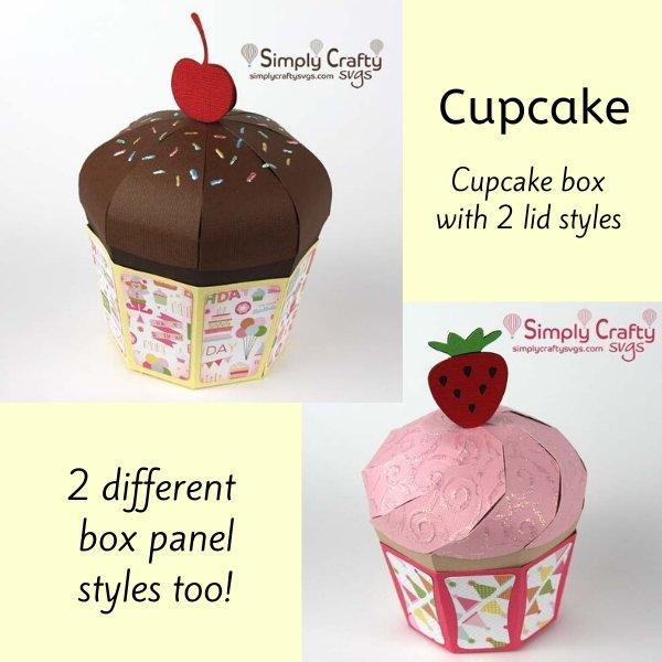 Cupcake SVG file
