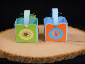 Mother's Day Flower Gift Boxes by Jana