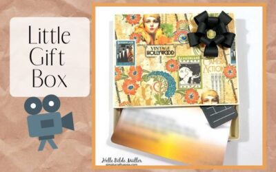 Little Gift Box by Helle