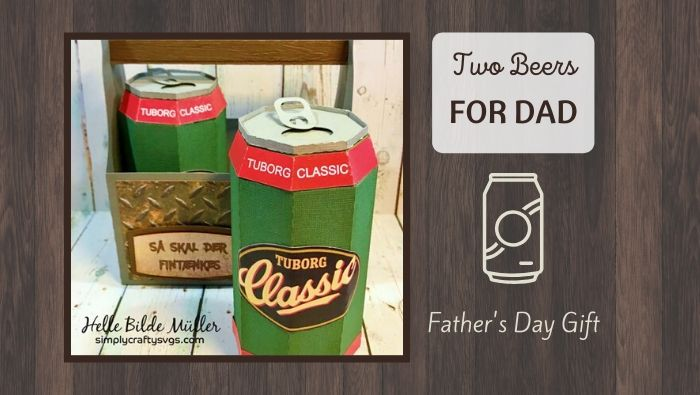 Two Beers for Dad by Helle