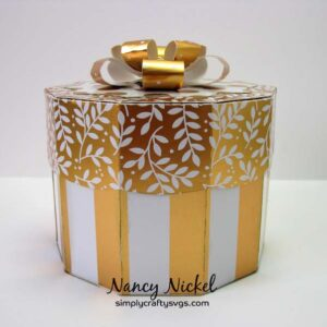 Decagon Gift Box by Nancy