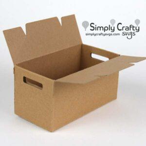 Moving Box SVG file