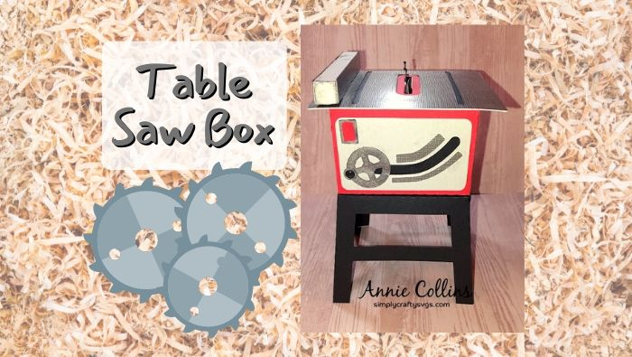 Table Saw Box by Annie