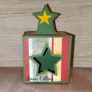 Star Handle Box by Annie