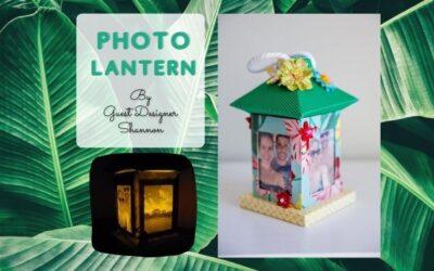Photo Lantern by Shannon