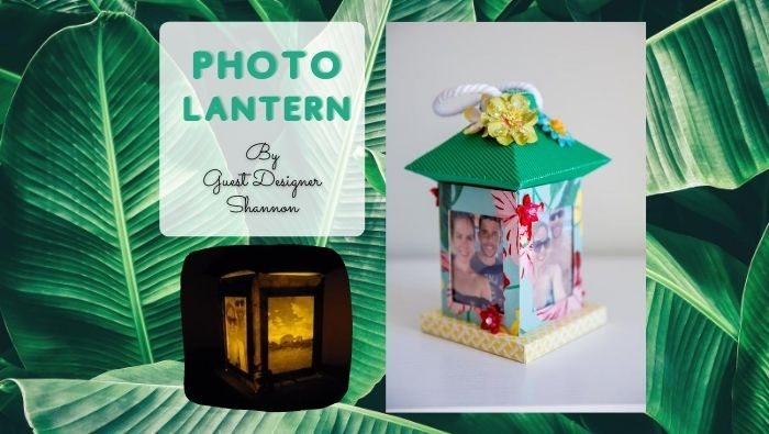 Photo Lantern by Shannon