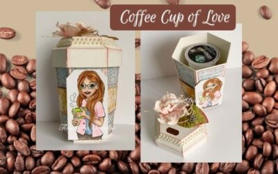 Coffee Cup of Love by Tina
