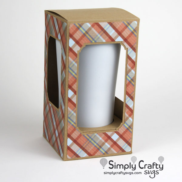 Medium Tumbler Fliptop Box