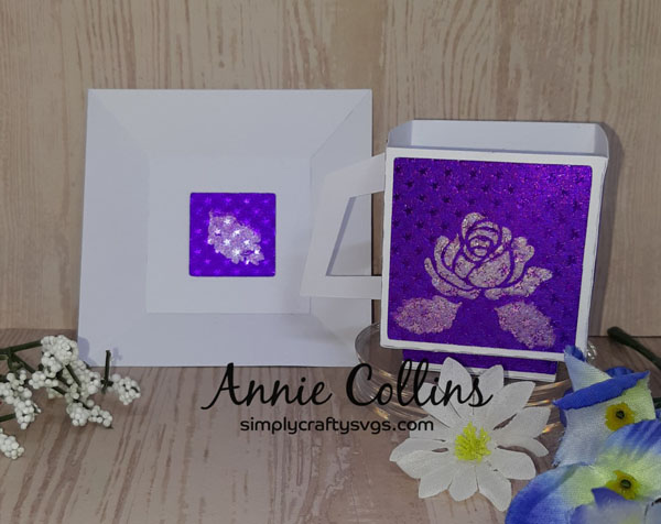 Square Teacup by Annie