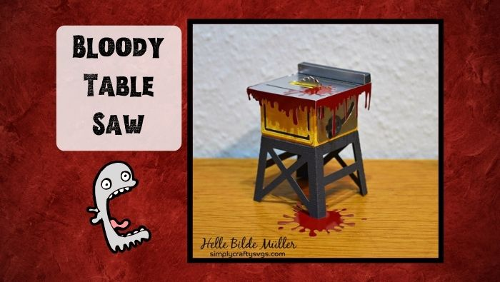Bloody Table Saw by Helle
