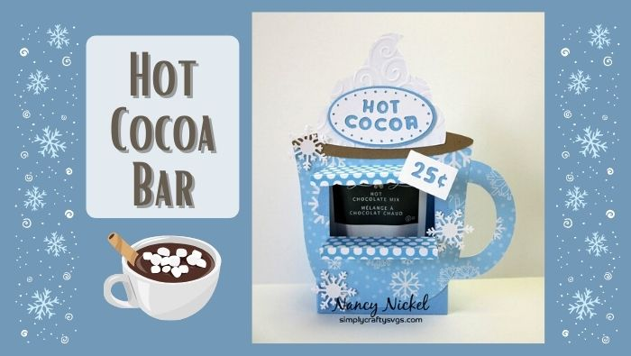 Hot Cocoa Bar by Nancy