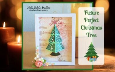 Picture Perfect Christmas Tree by Helle