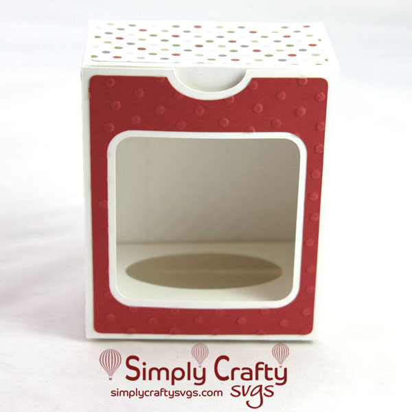 Disc Ornament Box 3 In Svg File Simply Crafty Svgs