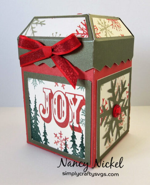 Joy Gift Box by Nancy