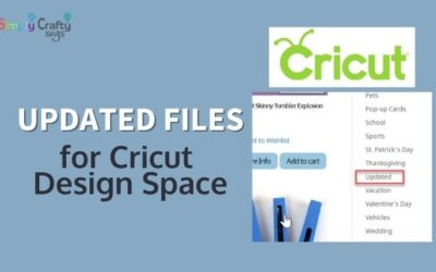 Updated Files for Cricut Design Space Users (To fix sizing issues)