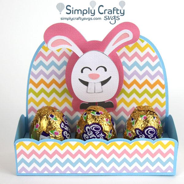 Crazy Egg Box SVG File