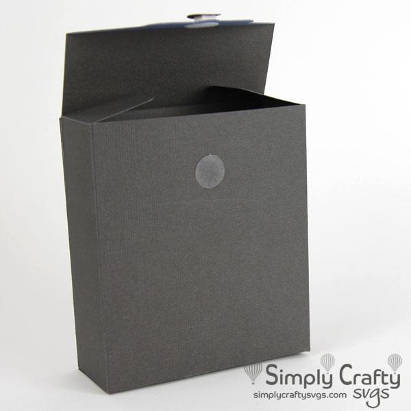 Suit Box SVG File