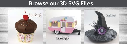 Shop 3D SVG Files