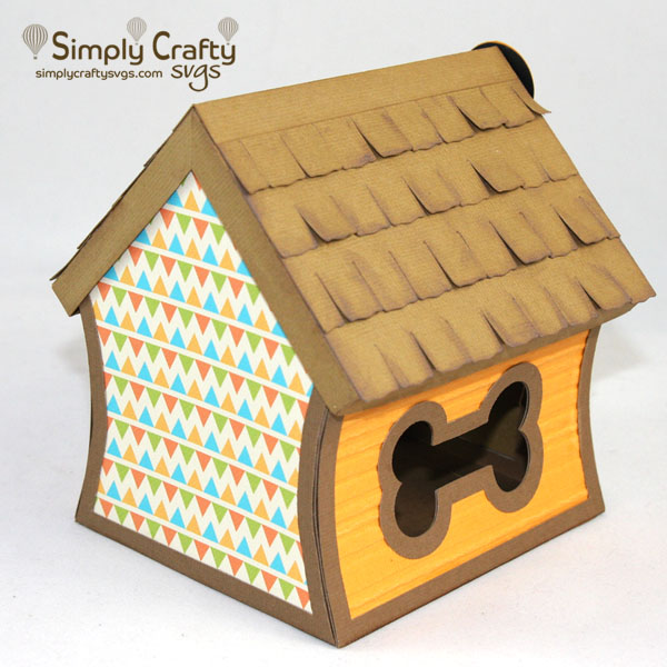 Dog House SVG File